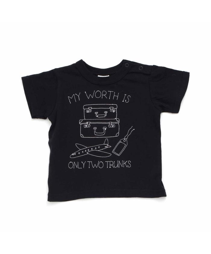 2柄ホビーTシャツ