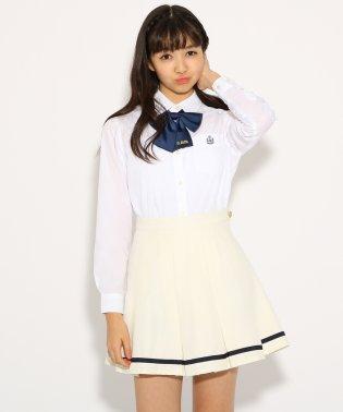 【卒服】リボンタイ付 セーラー スカート