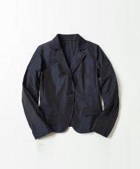 テーラードタフタジャケット