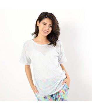 【RUSTY Yoga】ヨガ 水陸両用 半袖Tシャツ