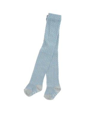 模様編みタイツ