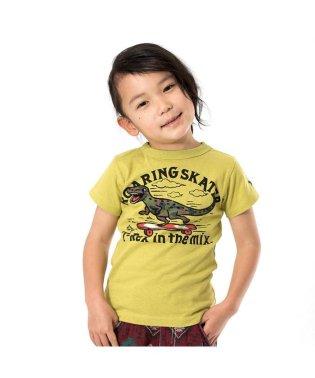 恐竜半袖Tシャツ