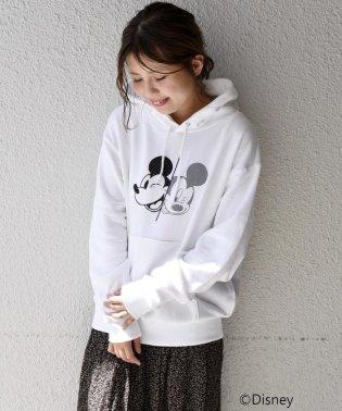 LOVALOT×Khaju : ミッキーマウス 90th Anniversary スウェット