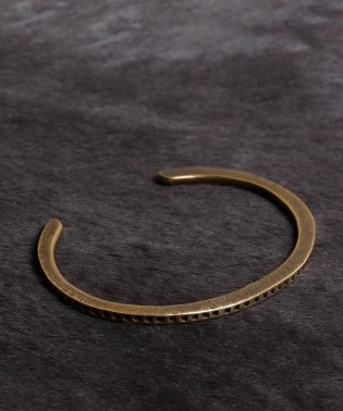 HARIM Struct Bangle BRASS