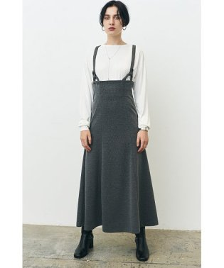 UP WAIST JUMPER SKIRT