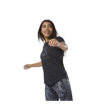 リーボック/レディス/EL マーブル ショートスリーブ Tシャツ