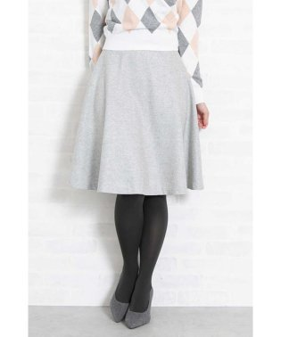 シモーネラメツィードフレアースカート