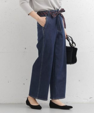 Cozue Ninomiya×Moname 別注Always Denim Easy Wide