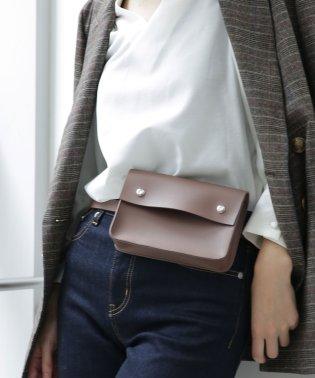 【WEB限定】ウエストベルトバッグ