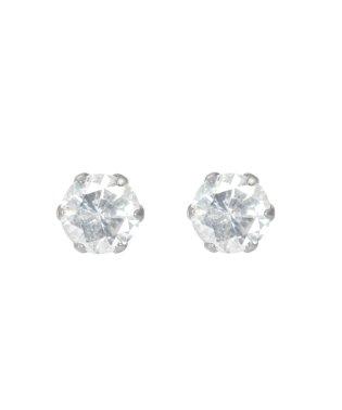 限定数☆大特価!Pt900 天然ダイヤモンド 計0.3ct プラチナ6本爪 スタッドピアス◎耳元をエレガントに演出する憧れのプラチナピアス