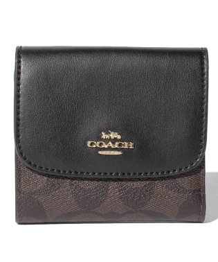 COACH OUTLET F87589 IMAA8 二つ折り財布