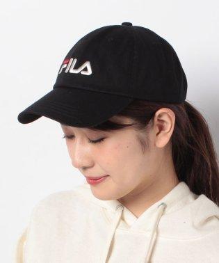 【FILA】ロゴローキャップ