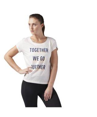リーボック/レディス/GRP TWGF グラフィック ショートスリーブTシャツ