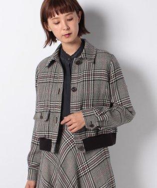 【セットアップ対応商品】クレバコーレグレンチェックジャケット