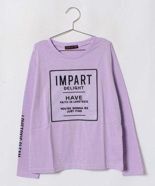 ボックスチュールTシャツ