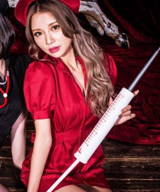costume【コスチューム】ハロウィン コスプレ セクシーナース