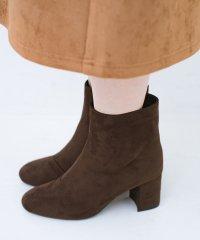 haco! パッと履いてスッときれいな女っぽブーツ