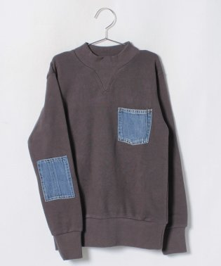 Jr. DENIM POCKET SWEAT