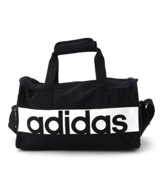 adidas ロゴミニボストンバッグ