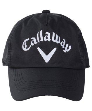 キャロウェイ/メンズ/18M CALLAWAYWEATHERCAP18JM