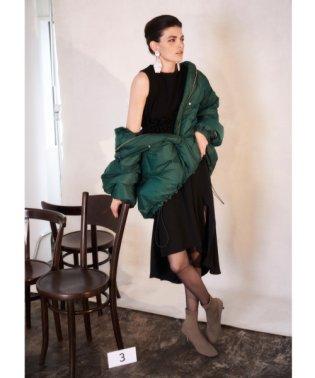 ハンドスモッキングドレス