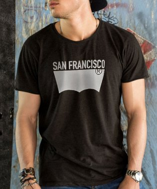 Levis Jean Tシャツ 3LMST2679CC ユニセックス
