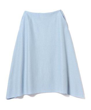 Demi-Luxe BEAMS / 圧縮ウール天竺 スカート