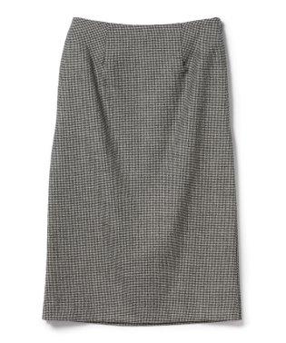 Demi-Luxe BEAMS / Wサイドボックスタック スカート