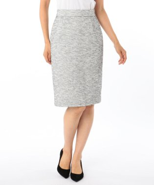 ツイーディタイトスカート