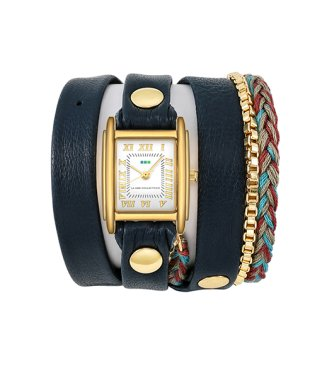 LA MER COLLECTIONS CHAIN WATCHES 腕時計 LMMULTI8510 レディース