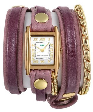 LA MER COLLECTIONS CHAIN WATCHES 腕時計 LMMULTI1553-RAS レディース