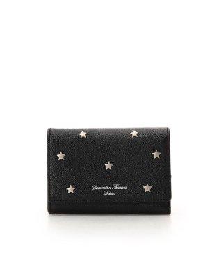 スターモチーフ三折財布