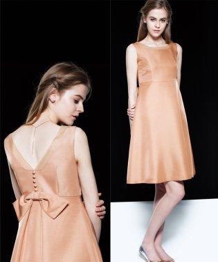 リボンクラシックドレス