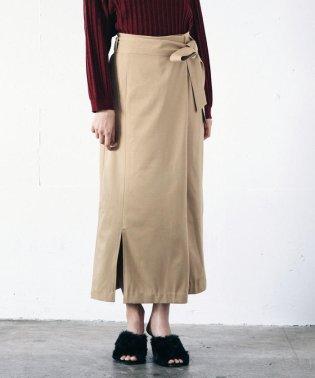 【Willful by lipstar】ギャバラップスカート