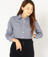 PrimaryNavyLabel:チェックシャツ