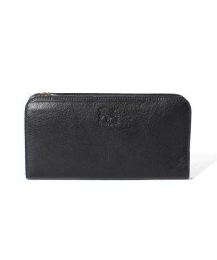【IL BISONTE】ラウンドファスナー財布
