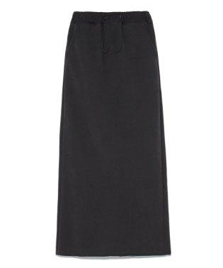 【emmi atelier】カットロングスカート