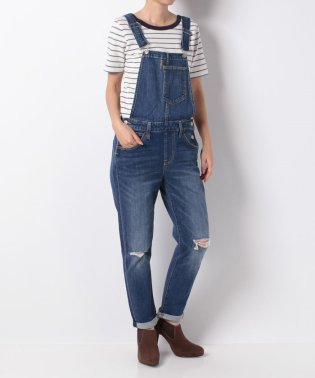 FITTED OVERALL BLUE SYNDROME OVERALL