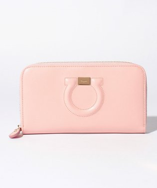 【Salvatore Ferragamo】CITY/長財布【BONBON/BEGONIA】