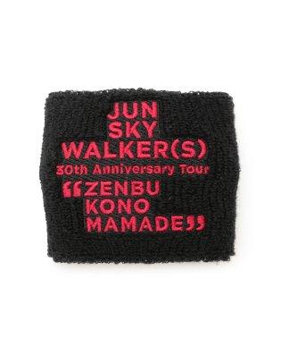 【JUN SKY WALKER(S)×JUNRed】リストバンド