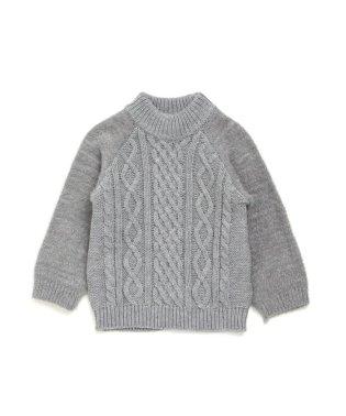 切り替えセーター