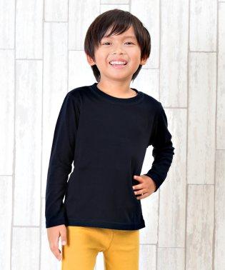 カラバリ天竺長袖Tシャツ
