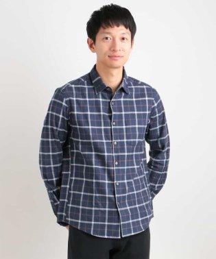 チェックキモウシャツ[WEB限定サイズ]