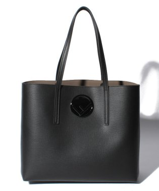 【FENDI】LOGO SHOPPER/トートバッグ【NERO】