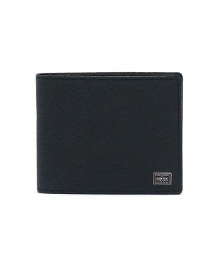 吉田カバン ポーター カレント 二つ折り財布 PORTER CURRENT WALLET 小銭入れなし 日本製 052-02211