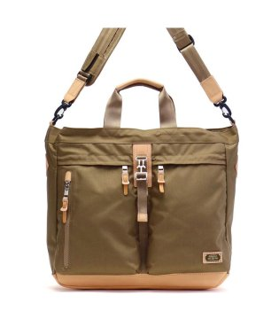 アッソブ ショルダーバッグ AS2OV ショルダー EXCLUSIVE BALLISTIC NYLON 2WAY SHOULDER BAG A4 061319