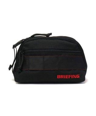 【日本正規品】ブリーフィング ゴルフ ポーチ BRIEFING GOLF B SERIES ROUND POUCH ラウンドポーチ 撥水 BG1732401