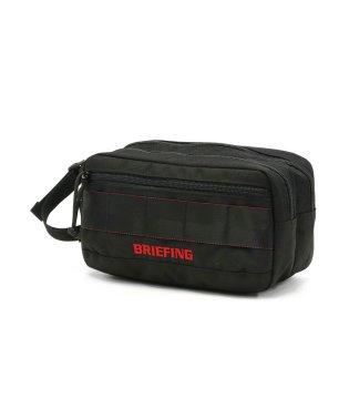 【日本正規品】ブリーフィングゴルフ ポーチBRIEFING GOLFDOUBLE ZIP POUCH-3ダブルジップポーチBG1812401