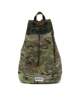 【日本正規品】BRIEFING リュック ブリーフィング OMEGA DRAWSTRING PACK carry on メッシュ BRL494219