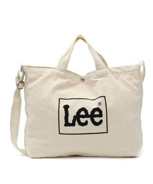 Lee リー トートバッグ 2WAY ショルダーバッグ 320-411